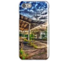 Abandoned Garage iPhone Case/Skin