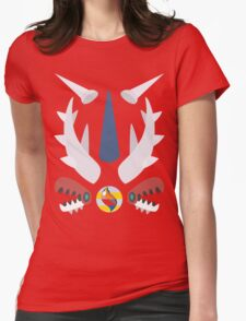 Mega Bugs - Pokemon Womens Fitted T-Shirt