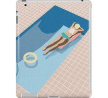 2 COOL 4 POOL iPad Case/Skin
