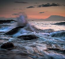 Wave Breakers by KWTImages