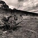Wrecked (Mono) by Jason Ruth