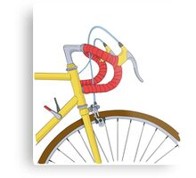vintage bicycle Metal Print