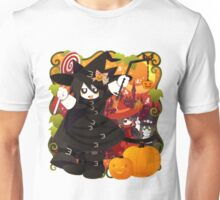 Halloween Chlomaki Unisex T-Shirt