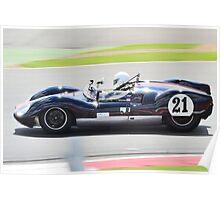 Cooper Monaco Poster