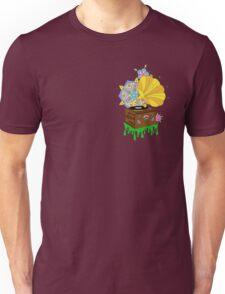'Funky Music' Retro Gramophone Graphic Illustration Unisex T-Shirt