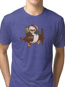 A Walk Tri-blend T-Shirt