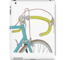vintage bicycle iPad Case/Skin