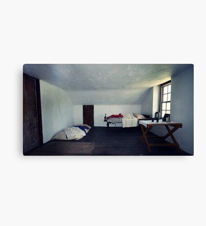 The Boring Bedroom Canvas Print