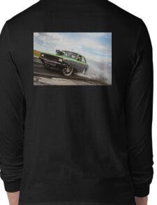BADIDEA Asponats Burnout Long Sleeve T-Shirt