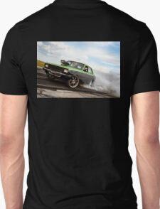 BADIDEA Asponats Burnout Unisex T-Shirt