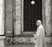 Turkish woman by Alex Tan