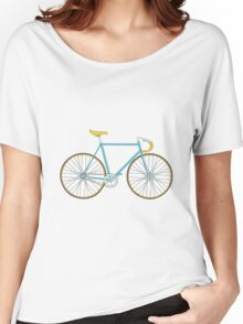 vintage bicycle Women's Relaxed Fit T-Shirt