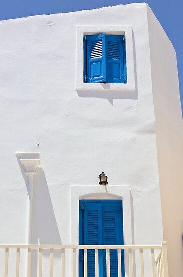summer home by Teresa Pople
