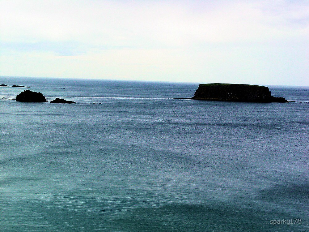 Irish Islands off Donegal by sparky178
