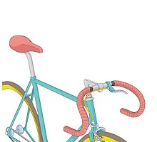 vintage bicycle by thelazypigeon