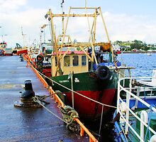 Killybegs Docks, Donegal by sparky178