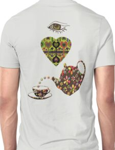 Eye Love Tea Unisex T-Shirt