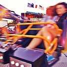 I Can't Watch, Lindfield Fun Fair by Matthew Floyd