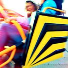 In a Spin, Lindfield Fun Fair by Matthew Floyd