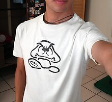 Goomba t-shirt by Leoncio