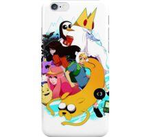 Adventure Time iPhone Case iPhone Case/Skin