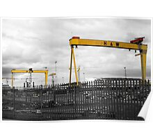 Harland and Wolff Poster