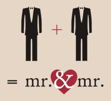 "Mr. & Mr. ""Do the Math"" by David & Kristine Masterson"