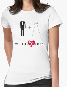 "Mr. & Mrs. ""Do the Math"" T-Shirt"