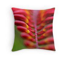 Shivers Down My Spine Throw Pillow