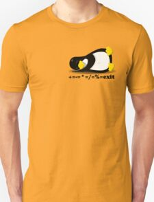 LINUX TUX THE PENGUIN Unisex T-Shirt