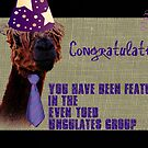 Congrats banner by Angie O'Connor