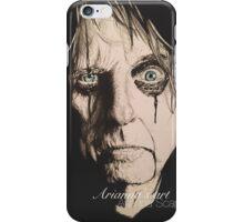 Alice Cooper  iPhone Case/Skin