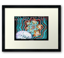 Doot - I have a dream Framed Print