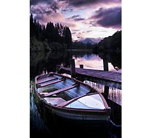 Summer's Evening Photographic Print