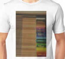 Coloured Crayons DoF Unisex T-Shirt