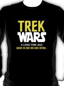 TREK WARS T-Shirt