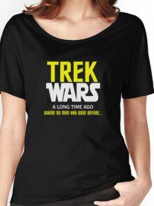 TREK WARS Women's Relaxed Fit T-Shirt