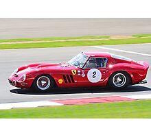 Ferrari 330 GTO Photographic Print