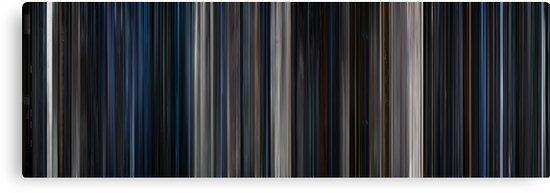 Moviebarcode: Alien (1979) by moviebarcode