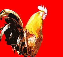 Chick Chick Chicken by JoyceTwix