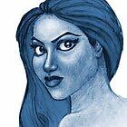 deep blue by brandonsart