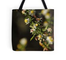 Bee Stalk Tote Bag