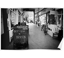 Brixton Village Poster