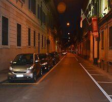 Brera Street by Imagery
