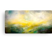 The Sight of Salt Wind Hounded Canvas Print