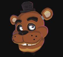 Freaky Freddy Fazbear by Robert Cross