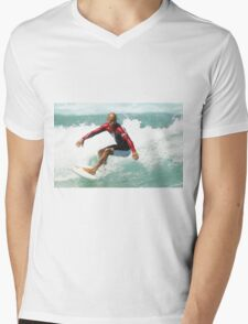 kelly slater Surf Mens V-Neck T-Shirt