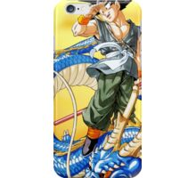 Cool Son Goku with Shenron iPhone Case iPhone Case/Skin