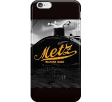 Metz Auto iPhone Case/Skin