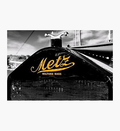 Metz Auto Photographic Print